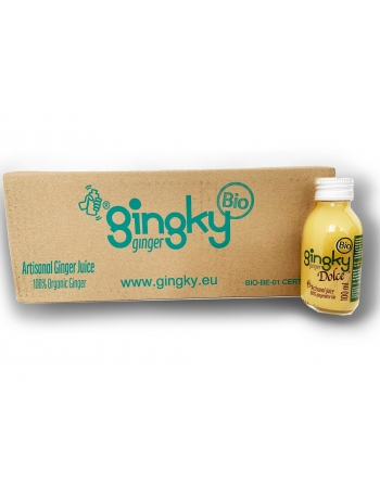 PACK 24*Gingky Dolce 100ml