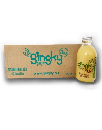 PACK 15*Gingky Dolce 200ml